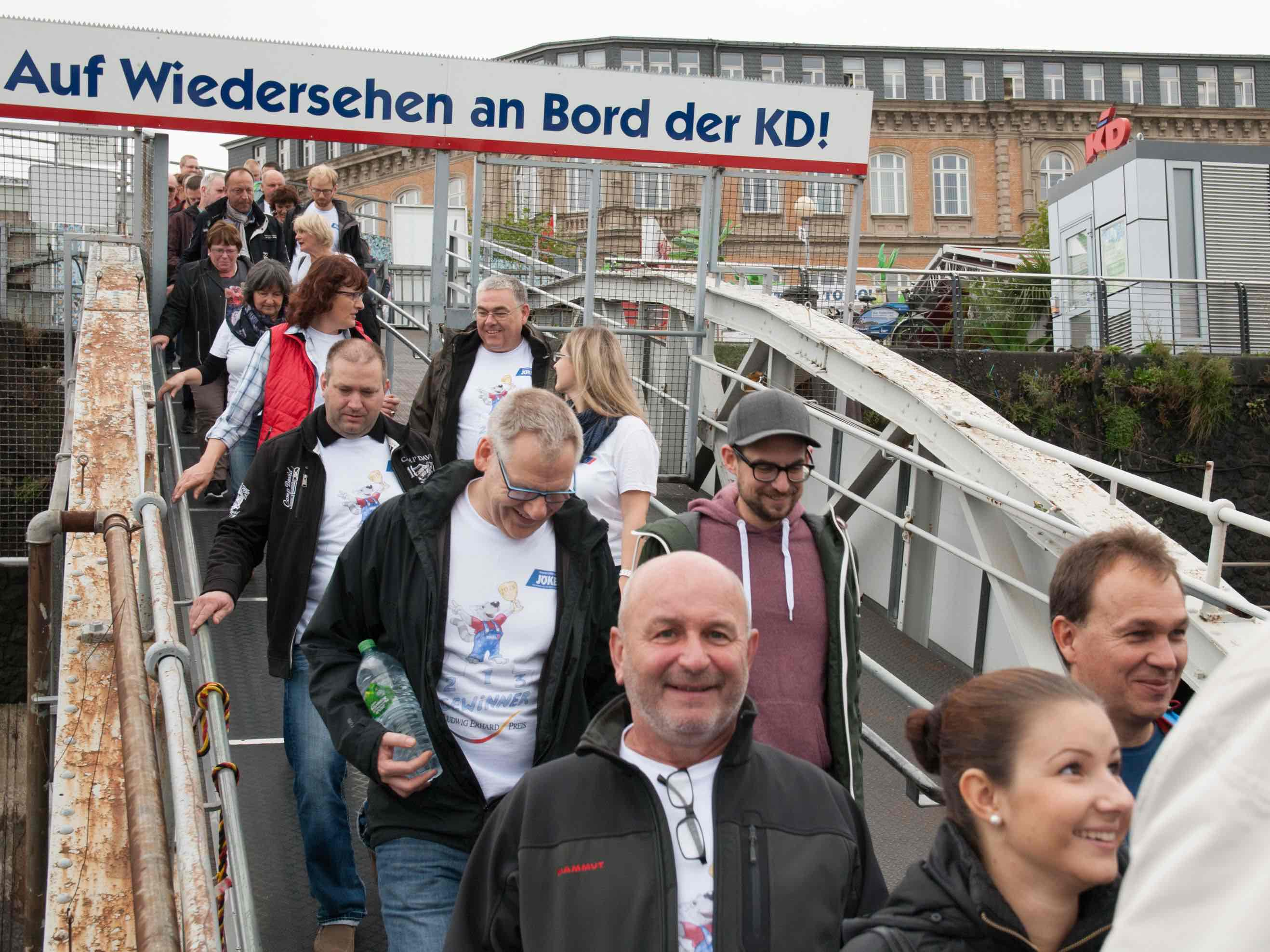Gemeinsam nach Düsseldorf