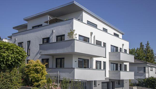 Mehrfamilienhaus in Hofheim