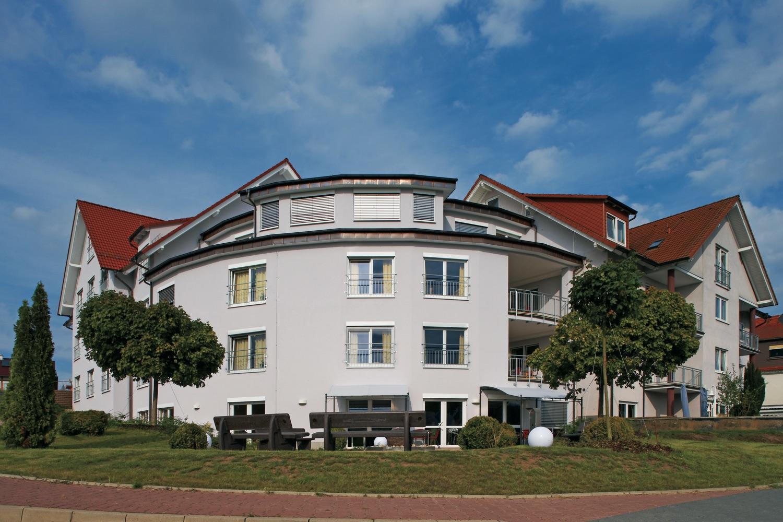 Sonderbauten | Altenheimanbau in Linsengericht