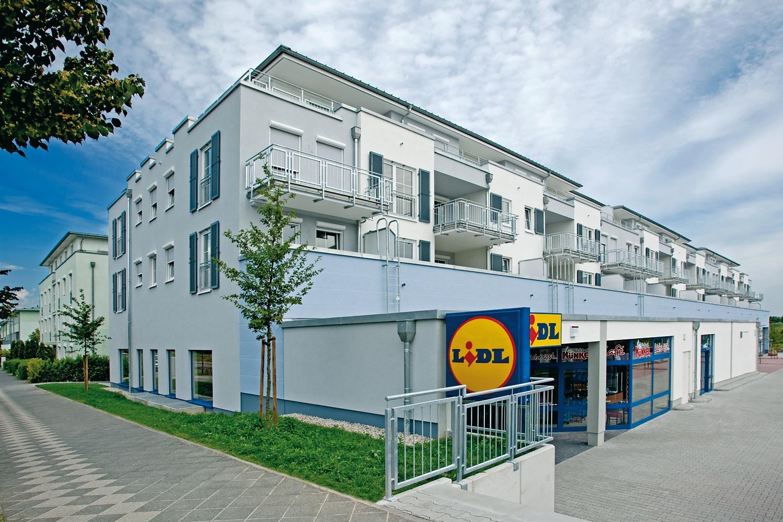 Wohn- und Geschäftshäuser | Kalbacher Höhe in Frankfurt