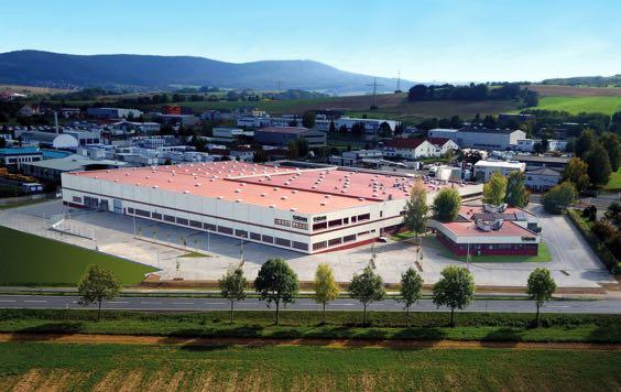 Produktion + Logistik | Litens Werk in Gelnhausen