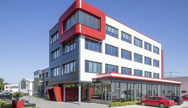 Verwaltungsgebäude in Gründau-Lieblos